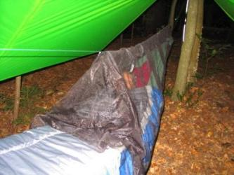 debw u0027s bug bivy photo by debw just jeff u0027s hammock camping page  rh   tothewoods
