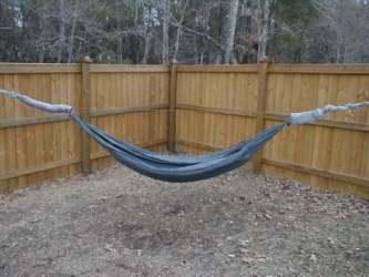 warmhammock with ridgeline made from 550 cord  just jeff u0027s homemade gear   hammock sock  rh   tothewoods