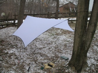 diy catenary tarp photo by hammock engineer just jeff u0027s hammock camping page  rh   tothewoods